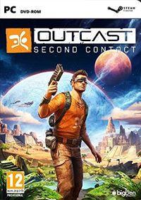 Hier klicken, um das Cover von Outcast - Second Contact (PC) zu vergrößern