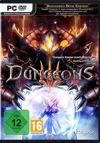 Hier klicken, um das Cover von Dungeons 3 (PC) zu vergrößern