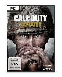 Hier klicken, um das Cover von Call of Duty: WWII - Standard Edition (PC) zu vergrößern