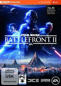 Hier klicken, um das Cover von Star Wars Battlefront II (PC) zu vergrößern