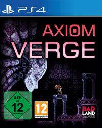 Hier klicken, um das Cover von Axiom Verge (PS4) zu vergrößern