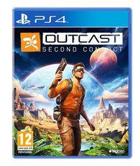 Hier klicken, um das Cover von Outcast - Second Contact (PS4) zu vergrößern
