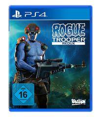 Hier klicken, um das Cover von Rogue Trooper Redux (PS4) zu vergrößern