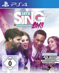 Hier klicken, um das Cover von Let's Sing 2018 mit Deutschen Hits (Ps4) zu vergrößern