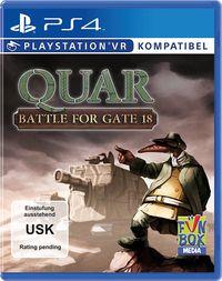 Hier klicken, um das Cover von Battle fue~r Gate 18 PSVR (Ps4) zu vergrößern