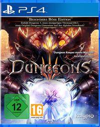 Hier klicken, um das Cover von Dungeons 3 (Ps4) zu vergrößern