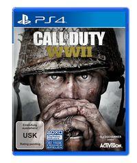 Hier klicken, um das Cover von Call of Duty: WWII - Standard Edition (Ps4) zu vergrößern