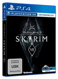 Hier klicken, um das Cover von Skyrim - Virtual Reality Edition (PS4) zu vergrößern