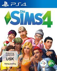 Hier klicken, um das Cover von Die Sims 4 - Standard Edition (PS4) zu vergrößern