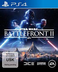 Hier klicken, um das Cover von Star Wars Battlefront II (Ps4) zu vergrößern