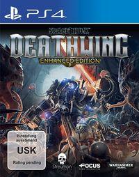 Hier klicken, um das Cover von Deathwing: Space Hulk Enhanced Edition (PS4) zu vergrößern