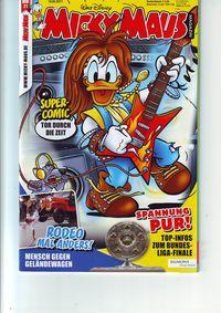 Hier klicken, um das Cover von Micky Maus 21/2017 zu vergrößern