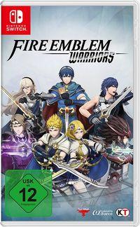 Hier klicken, um das Cover von Fire Emblem Warriors (Switch) zu vergrößern