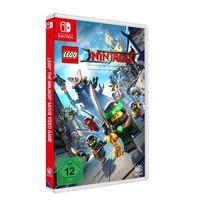 Hier klicken, um das Cover von The LEGO NINJAGO Movie Videogame (Switch) zu vergrößern