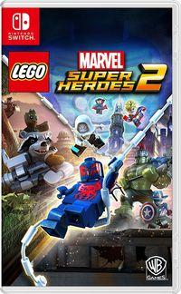Hier klicken, um das Cover von LEGO Marvel Superheroes 2 (Switch) zu vergrößern