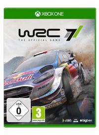 Hier klicken, um das Cover von WRC 7 (Xbox One) zu vergrößern