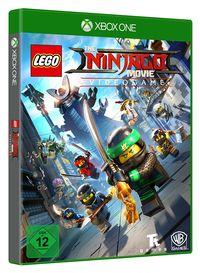 Hier klicken, um das Cover von The LEGO NINJAGO Movie Videogame (Xbox One) zu vergrößern