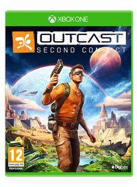 Hier klicken, um das Cover von Outcast - Second Contact (Xbox One) zu vergrößern