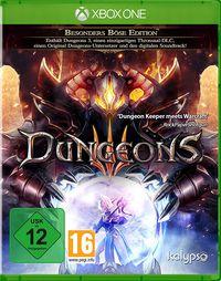 Hier klicken, um das Cover von Dungeons 3 (Xbox One) zu vergrößern