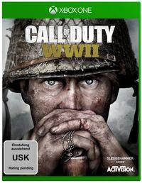 Hier klicken, um das Cover von Call of Duty: WWII - Standard Edition (Xbox One) zu vergrößern