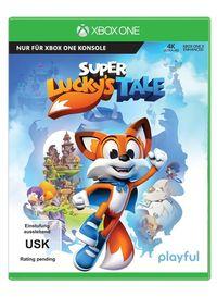 Hier klicken, um das Cover von Super Lucky's Tale (Xbox One) zu vergrößern