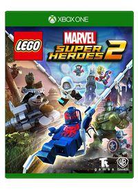 Hier klicken, um das Cover von LEGO Marvel Superheroes 2 (Xbox One) zu vergrößern
