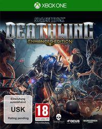 Hier klicken, um das Cover von Deathwing: Space Hulk Enhanced Edition (Xbox One) zu vergrößern