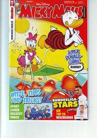Hier klicken, um das Cover von Micky Maus 34/2017 zu vergrößern