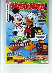 Hier klicken, um das Cover von Micky Maus 36/2017 zu vergrößern