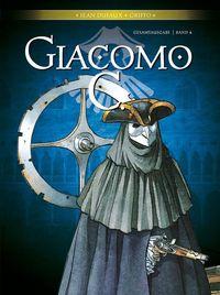 Hier klicken, um das Cover von Giacomo C. – Gesamtausgabe Band 4 zu vergrößern