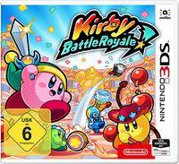 Hier klicken, um das Cover von Kirby Battle Royale (3DS) zu vergrößern
