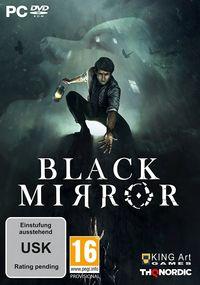 Hier klicken, um das Cover von Black Mirror (PC) zu vergrößern