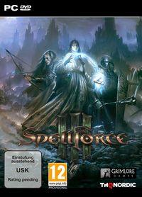 Hier klicken, um das Cover von Spellforce 3 (PC) zu vergrößern