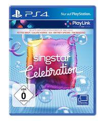 Hier klicken, um das Cover von Singstar Celebration (PS4) zu vergrößern