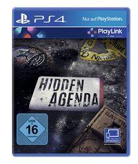 Hier klicken, um das Cover von Hidden Agenda (PS4) zu vergrößern