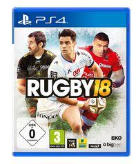Hier klicken, um das Cover von Rugby 18 (PS4) zu vergrößern
