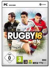 Hier klicken, um das Cover von Rugby 18 (PC) zu vergrößern