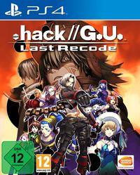 Hier klicken, um das Cover von .hack//G.U. Last Recode (PS4) zu vergrößern
