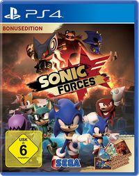 Hier klicken, um das Cover von Sonic Forces (PS4) zu vergrößern