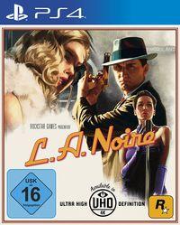 Hier klicken, um das Cover von L.A. Noire (PS4) zu vergrößern