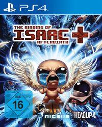 Hier klicken, um das Cover von The Binding of Isaac After Afterbirth (PS4) zu vergrößern