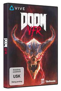 Hier klicken, um das Cover von DOOM - Virtual Reality Edition (PC) zu vergrößern