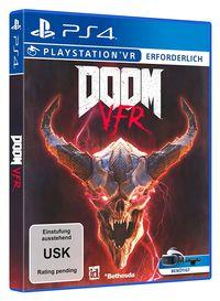 Hier klicken, um das Cover von DOOM - Virtual Reality Edition (PS4) zu vergrößern