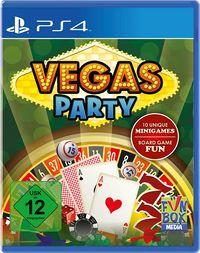 Hier klicken, um das Cover von Vegas Party (PS4) zu vergrößern