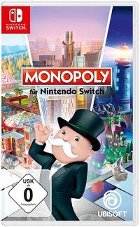 Hier klicken, um das Cover von Monopoly (Switch) zu vergrößern
