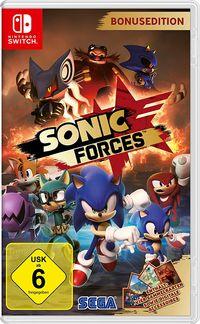 Hier klicken, um das Cover von Sonic Forces (Switch) zu vergrößern