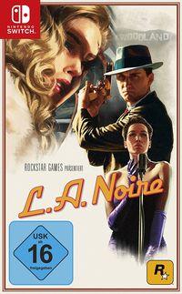 Hier klicken, um das Cover von L.A. Noire (Switch) zu vergrößern