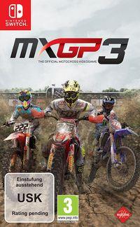 Hier klicken, um das Cover von MXGP 3 (Switch) zu vergrößern