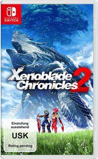 Hier klicken, um das Cover von Xenoblade Chronicles 2 (Switch) zu vergrößern