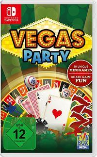 Hier klicken, um das Cover von Vegas Party (Switch) zu vergrößern